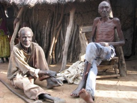 This photo of two brothers from Katakwi Eastern Uganda became the icon for the drought spell in 2009. Photo: Vibeke Quaade